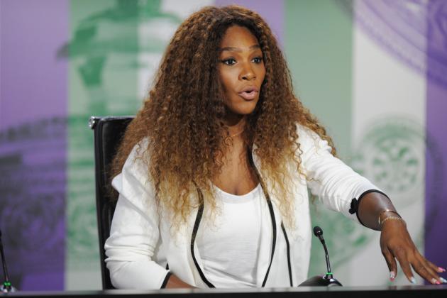 Wimbledon 2013: Serena Williams' Biggest Competitors in Third Grand Slam of Year