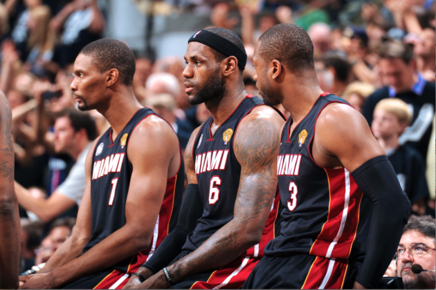 Why Nobody Should Expect Miami Heat to Break Up Big 3 of LeBron, Wade and Bosh