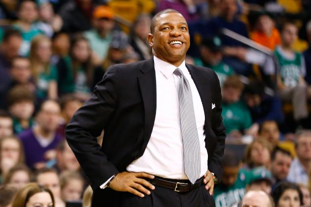 Clippers, Celtics Officially Agree to Deal for Head Coach Doc Rivers
