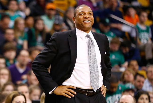 Clippers, Celtics Reportedly Close to Deal for Head Coach Doc Rivers