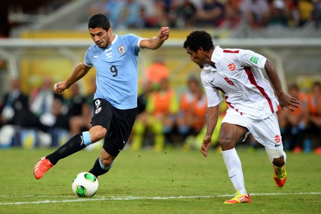 How Should Uruguay Approach Brazil in Confederations Cup Semis?