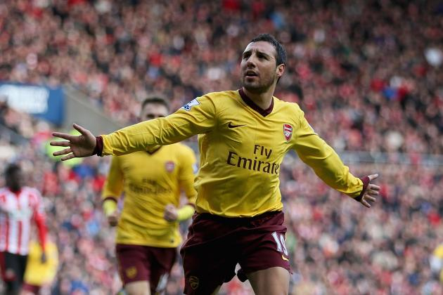 How Santi Cazorla Can Build on a Monster 2013 for Arsenal