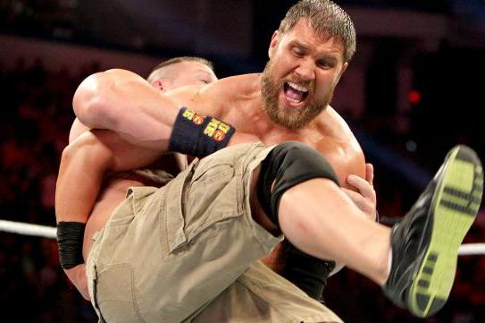 Curtis Axel Is a Hard Sell in WWE