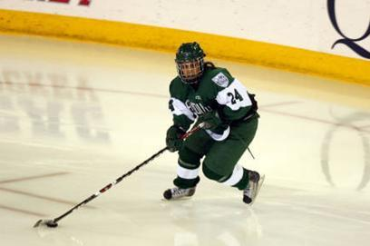 Sasha Nanji on the Verge of CWHL Draft History After Successful Dartmouth Career