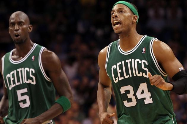 It's Finally Time for Celtics to Dump Paul Pierce, KG and Start Full Rebuild