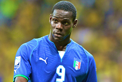 Mario Balotelli Injury: Updates on Italy Star's Thigh