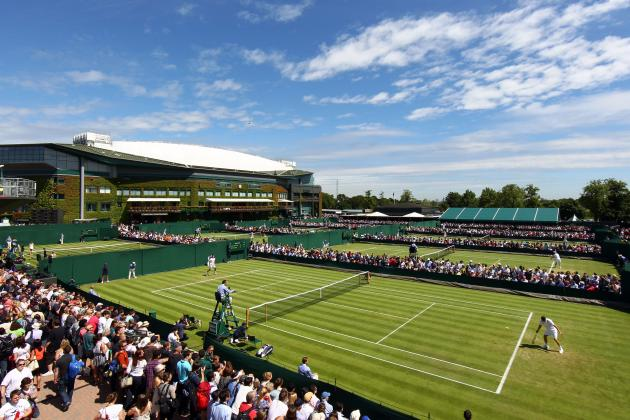 Wimbledon 2013 TV Schedule: When and Where to Catch All the First-Round Action