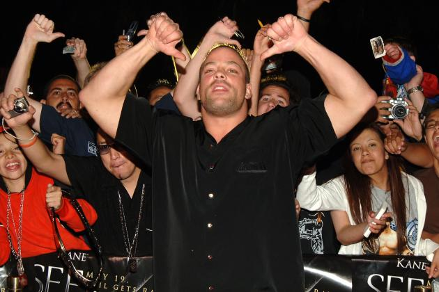 WWE Money in the Bank 2013: Will Rob Van Dam Steal the Show?