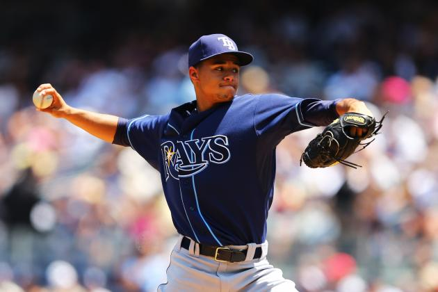 Rays Go 3-4 on Road Trip