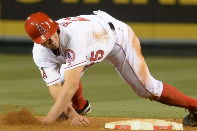 Bourjos Day-to-Day with Thumb Injury
