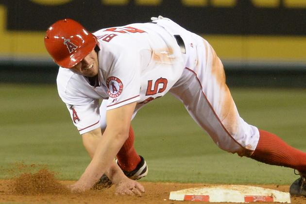 Peter Bourjos Thumb Injury Update