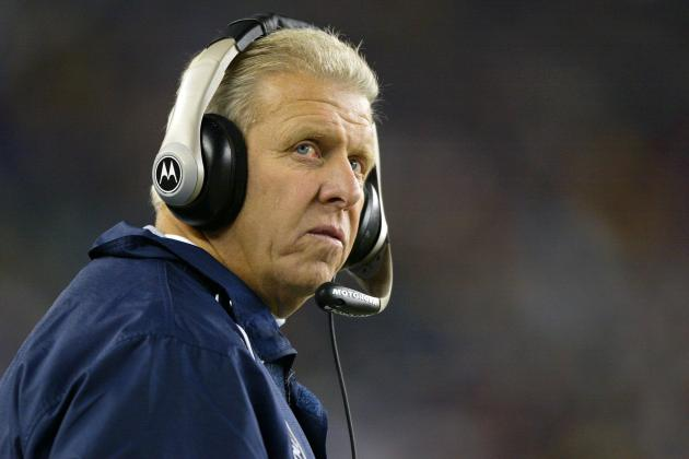 Bill Parcells Laments Decision to Part Ways with Patriots