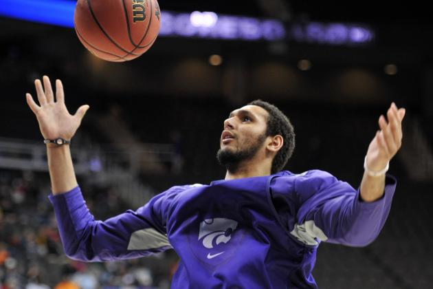 Ex-Kansas State Forward Adrian Diaz Commits to FIU