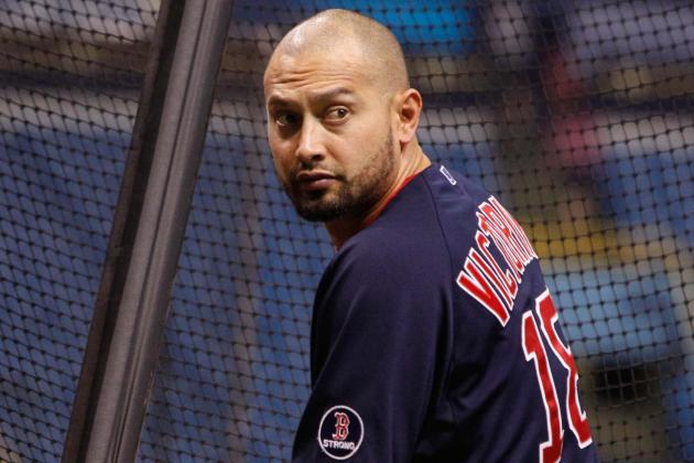Shane Victorino Injury: Red Sox OF Leaves Game with Lower Back Tightness