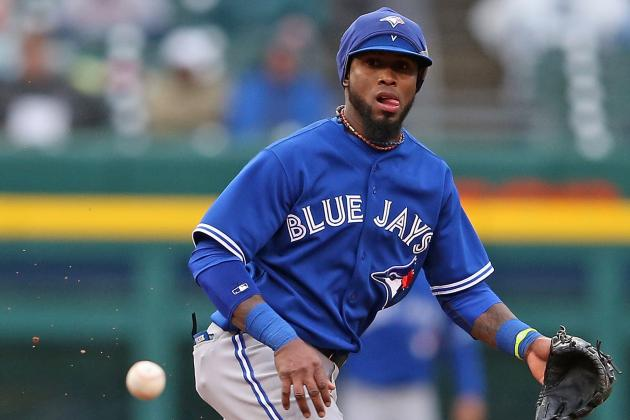 Jose Reyes Will Rejoin the Blue Jays on Thursday