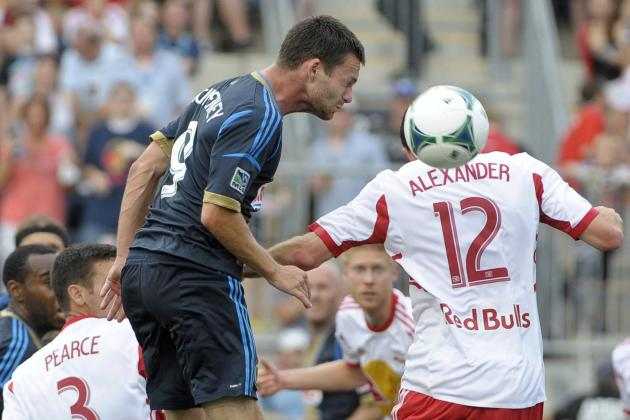 Philadelphia Union Rout Rival New York Red Bulls, 3-0