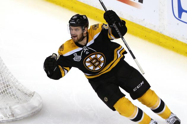 Source: Bergeron Injury Not Ruptured Spleen