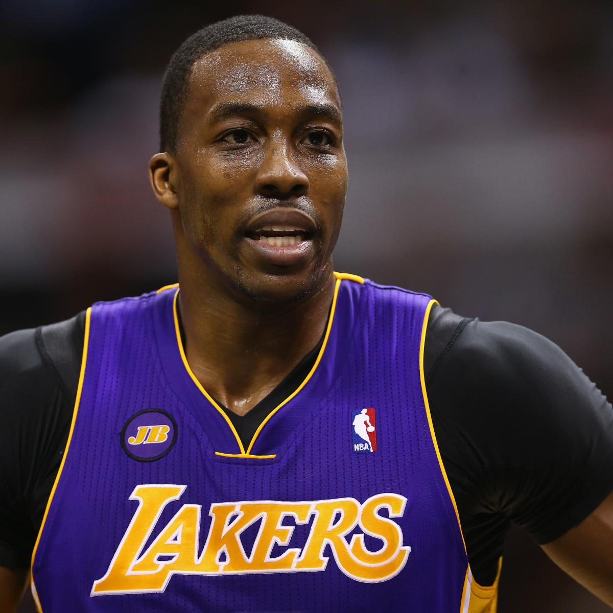 Lakers World16: Lakers Rumors: Sending Dwight Howard To Clippers Would
