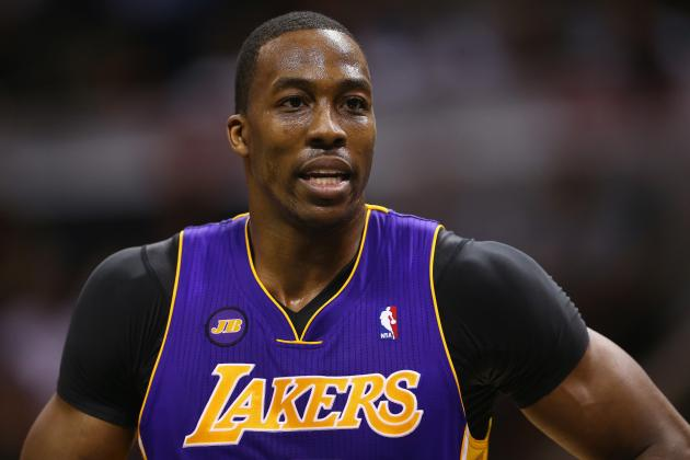 Lakers Rumors: Sending Dwight Howard to Clippers Would Boost Lake Show