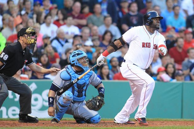 Tampa Bay Rays vs. Boston Red Sox Live Blog: Instant Reactions and Analysis