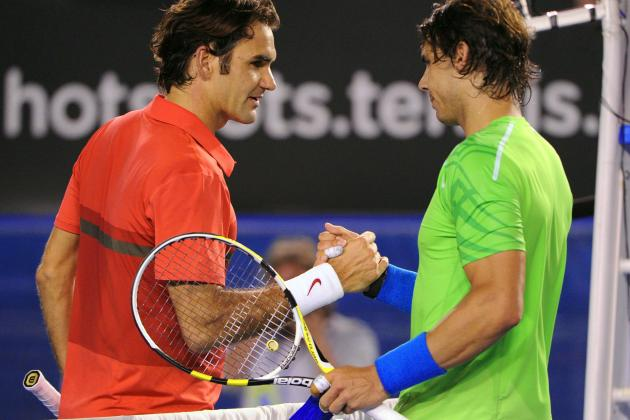 Federer, Nadal Headed for Early Showdown