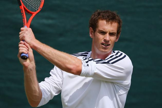 Low-Key Murray Set for Wimbledon