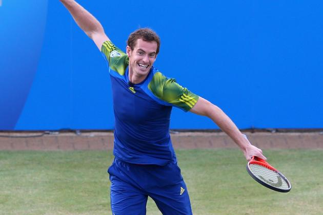 Murray: 'I Finally Deserve a Place in Fab Four'