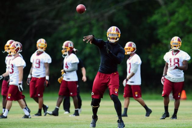 Washington Redskins Monitor Injury Progress of 6 of 22 Projected Starters