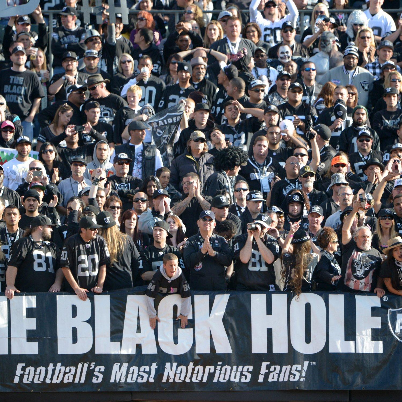 Things An Oakland Raiders Fan Says Bleacher Report