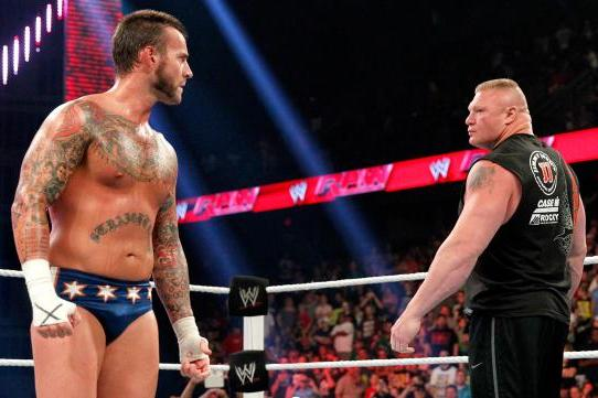 Brock Lesnar vs. CM Punk Should Be Lesnar's Best Match Since Returning to WWE