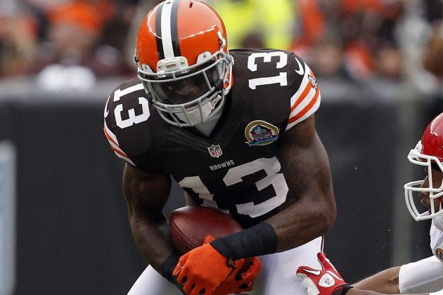 Why the NFL Rookie Symposium Wouldn't Have Saved Browns WR Josh Gordon
