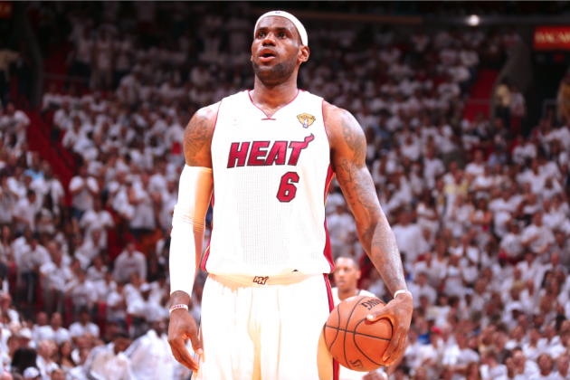 Will LeBron James Ever Face Tougher Challenge Than 2013 NBA Title?