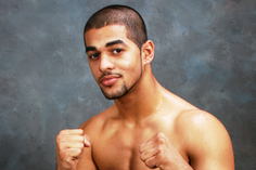 Welterweight Ali Signs Deal with Golden Boy