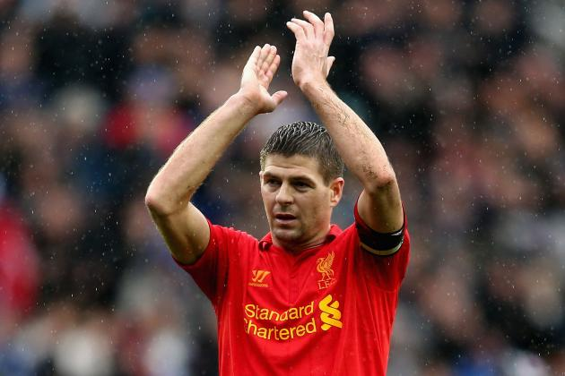The Tactical Evolution of Steven Gerrard from Barnstorming Mid to Regista