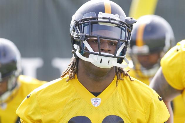 Steelers Draft Pick Shamarko Thomas Fulfilling Goal as the 'chosen One