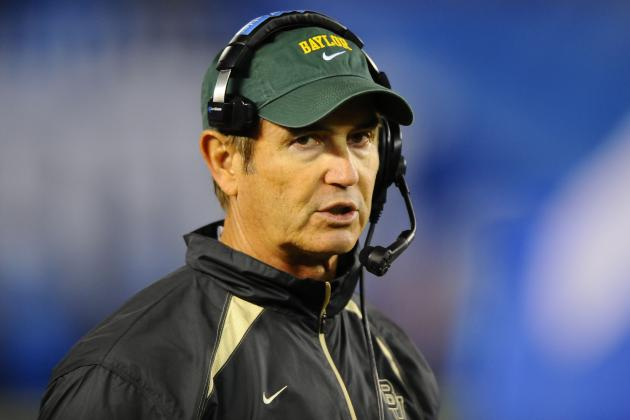 Why Baylor is the Most Underrated 2013 Team in the Big 12 Conference