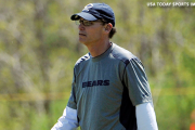 Mixing Golf and Football Works for Gould, Trestman, Urlacher