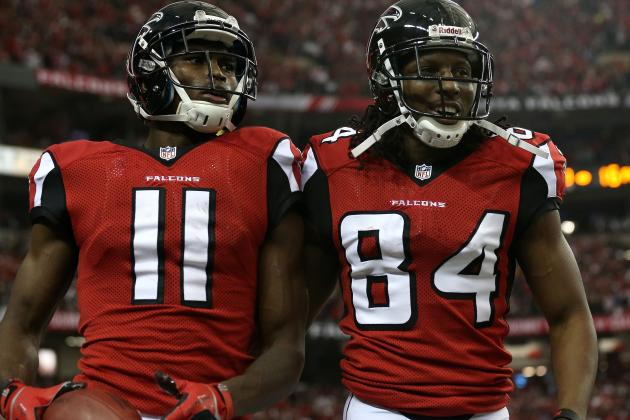 Depth Chart: Here's How the Falcons Will Enter Training Camp
