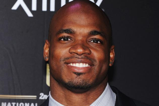 Adrian Peterson Recalls Serious Health Scare