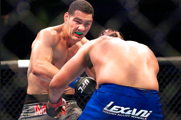 Chris Weidman: How a 9-0 Contender Plans to Beat the Greatest of All Time