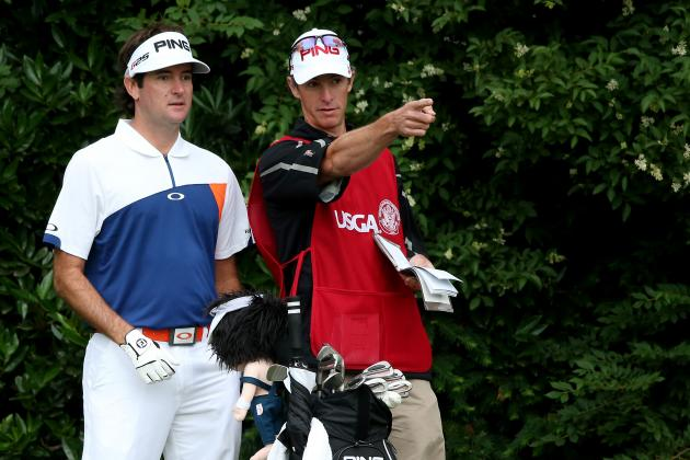 Bubba Watson Had a Triple-Bogey Meltdown at the Travelers Championship