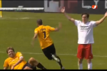 Dirk Epically Flops During Charity Soccer Match