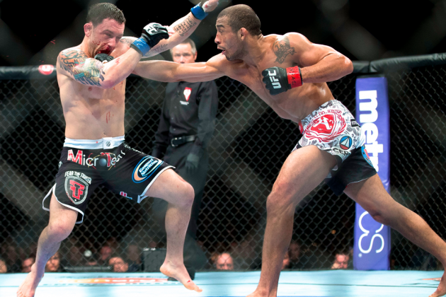 Why MMA Is the Purest Professional Sport
