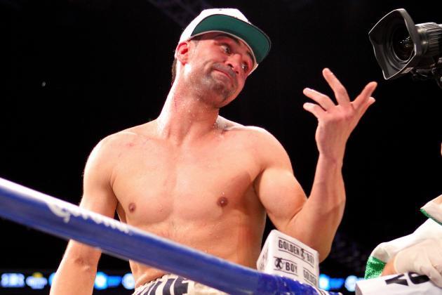 Malignaggi: Broner Not That Good, Not Good for Boxing