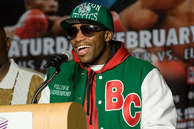 Broner Says Fans Can Pick Opponent, but Not Mayweather