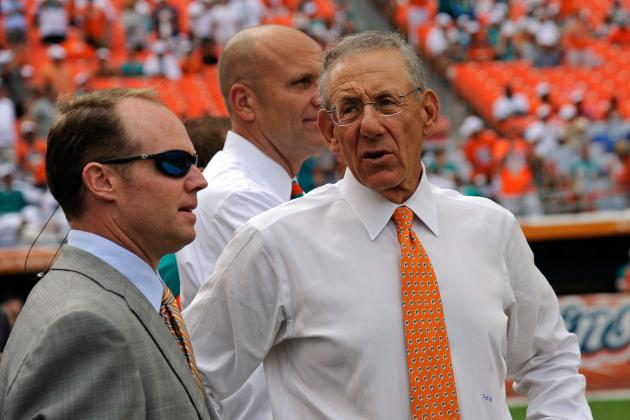 Dolphins Owner Stephen Ross Begins Campaign vs. Miami Lawmakers