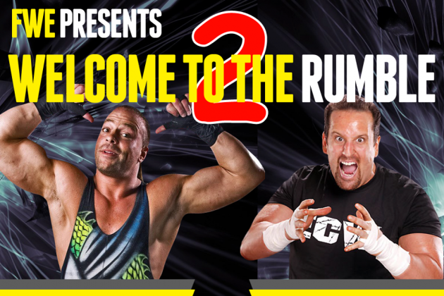 FWE Wrestling Features Rob Van Dam's Final, Matt Striker's First Non-WWE Show