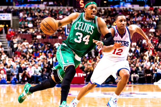 Paul Pierce Trade Rumors: Latest Updates and Speculation on Celtics SF's Future