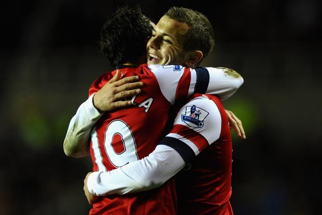 Why Jack Wilshere, Santi Cazorla and Gonzalo Higuain Would Work Well at Arsenal