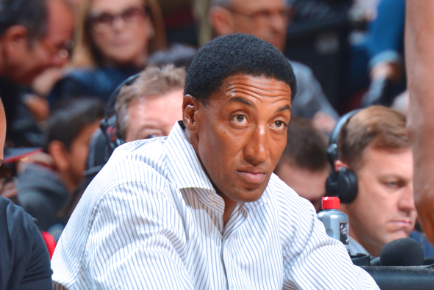 Report: Pippen KO'd Guy at Restaurant